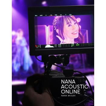 Blu-ray)水樹奈々/NANA ACOUSTIC ONLINE (KIXM-452)|hakucho