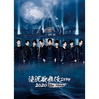 Blu-ray)滝沢歌舞伎 ZERO 2020 The Movie('20松竹)〈2枚組〉(通常盤) (AVXD-27388) (初回/特典あり)|hakucho