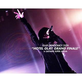 "Blu-ray)GLAY/GLAY DEMOCRACY 25TH""HOTEL GLAY GRAND FINALE""in  (PCXE-53349)|hakucho"