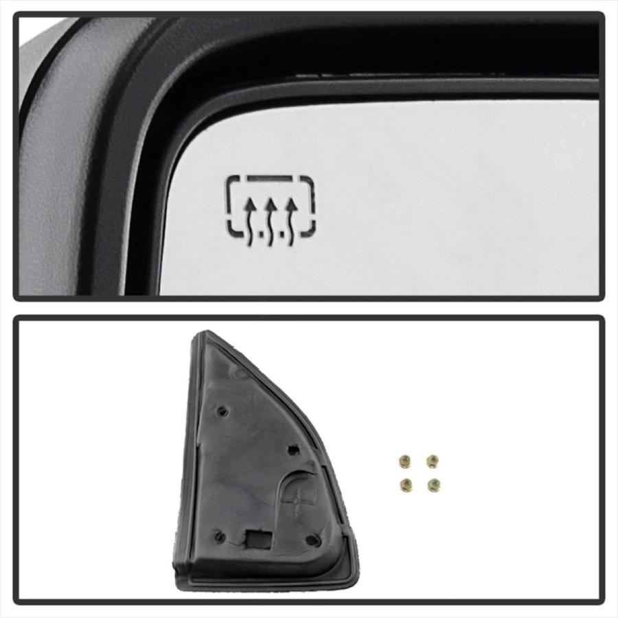 SPYDER 9935756 Replacement Door Mirror 2008-2015 Ford Super Duty