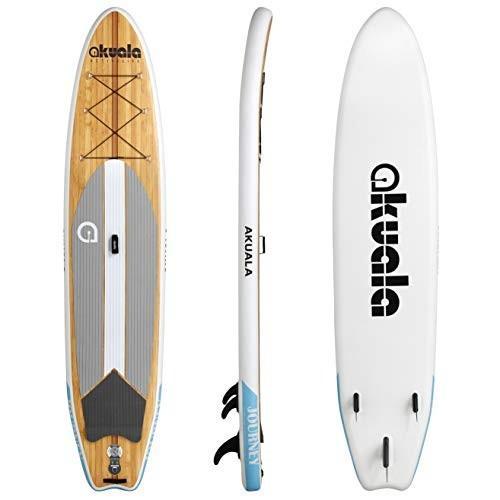 【希少!!】 AKUALA Paddle Stand inflatable SUP board Packa ALL-AROUND Stand Up Paddle Board SUP Packa, 京都 森乃家:ecb824ac --- airmodconsu.dominiotemporario.com