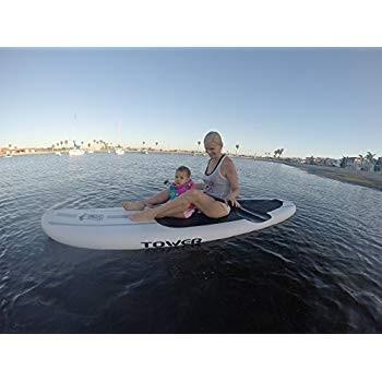"""低価格 Tower Inflatable 9'10"""" Stand Up Paddle Inflatable Inches Board Tower - (6 Inches Thick) - Univ, 磐梯運動具店:cb597836 --- airmodconsu.dominiotemporario.com"""