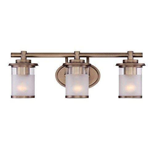 Designers Fountain 6693-OSB Bath Vanity, Old Satin Brass(デザイナーの泉6693-OSB風呂の虚栄心、旧サテン真鍮)