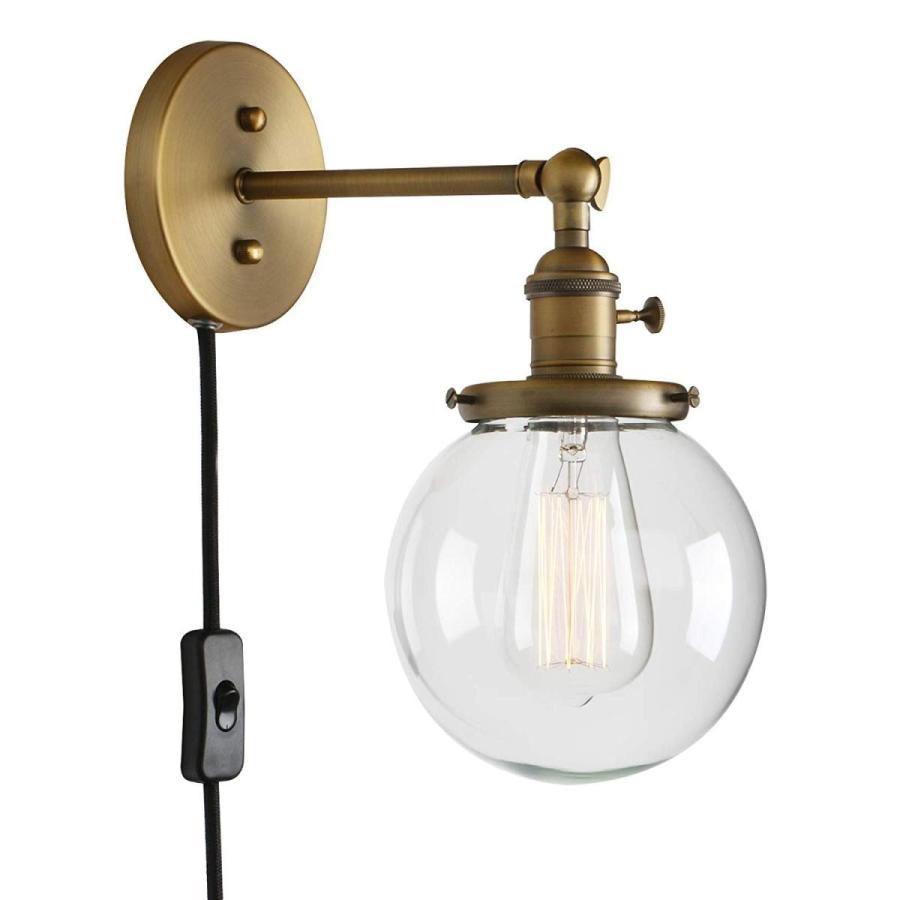 Pathson真鍮製壁取り付け用燭台、調節可能な壁照明器具、ハードワイヤードS Pathson真鍮製壁取り付け用燭台、調節可能な壁照明器具、ハードワイヤードS Pathson真鍮製壁取り付け用燭台、調節可能な壁照明器具、ハードワイヤードS 525