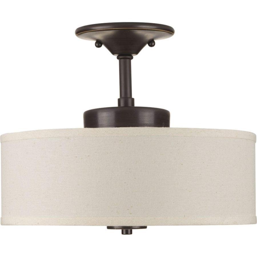 進歩の照明P3683-2030K9は1灯の導かれた半フラッシュ、Antiqを促します 進歩の照明P3683-2030K9は1灯の導かれた半フラッシュ、Antiqを促します