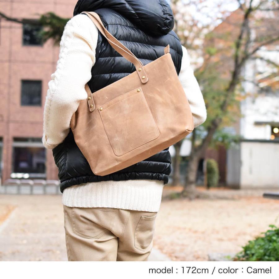 トートバッグ レディース メンズ 革 レザー 牛革 本革 A4サイズ 通勤バッグ 通学バッグ  旅行 鞄 ビジネス ハレルヤ hallelujah0325 11