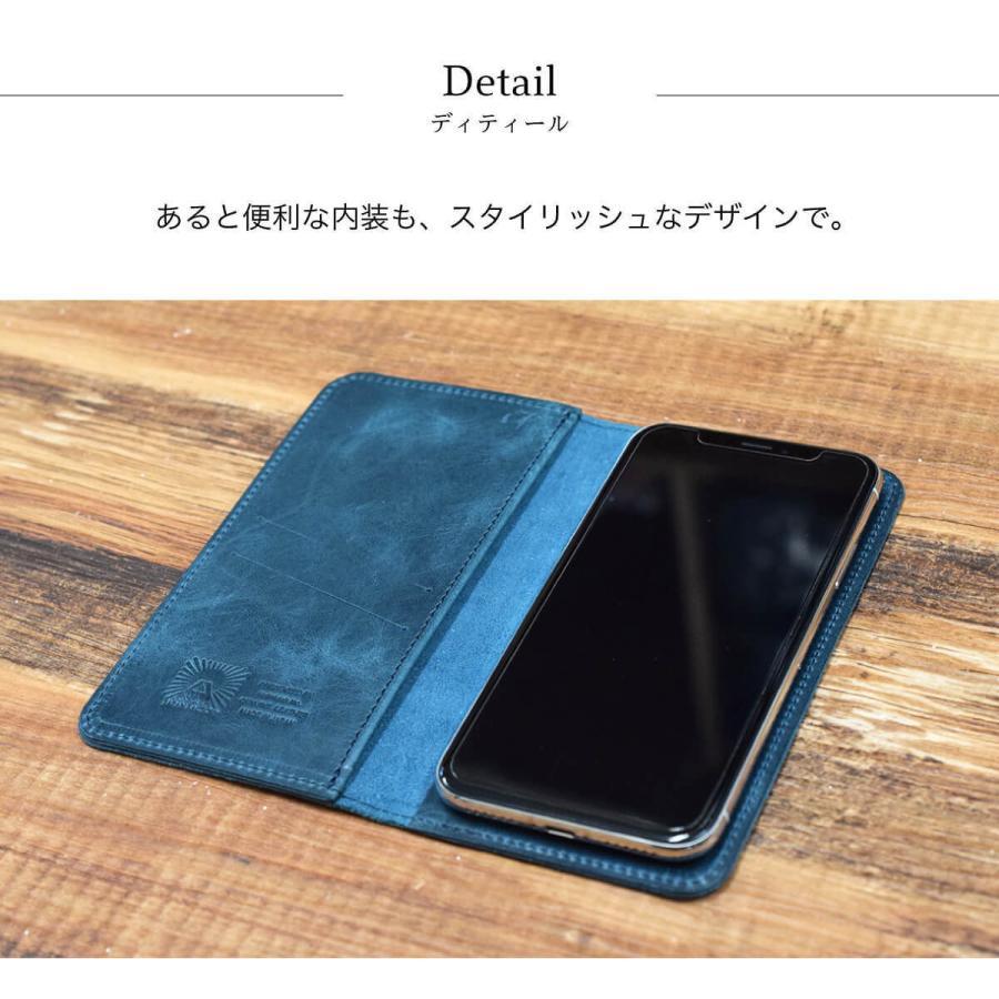 iPhoneケース 12 12Pro SE2 11 Pro XS Max XR X 7 7plus 8 8plus 6 SE 手帳型 スマホケース Android メンズ レディース 国産 革 hallelujah0325 07