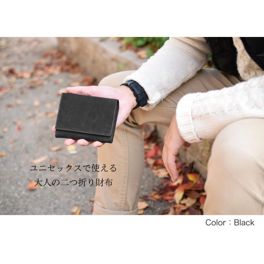 財布 レディース財布 メンズ財布 革財布 二つ折り財布 レザー 本革 大容量 コンパクト プレゼント Folio ハレルヤ|hallelujah0325|08