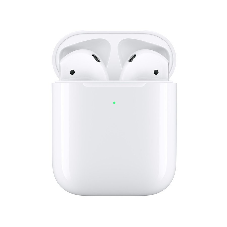 Apple AirPods with Wireless Charging Case 第2世代 MRXJ2J/A|halsystem
