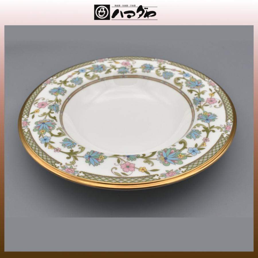 ノリタケ ヨシノ ディーププレート 21.5cm 単品 item no.2f537 hamadaya-shokki