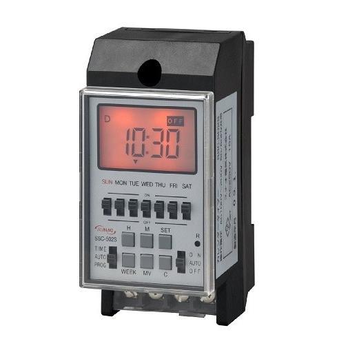 スナオ電気 週間カレンダータイマー SSC-502S