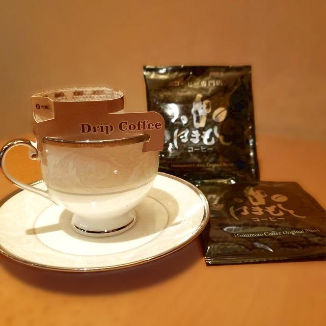 オリジナル ドリップ コーヒー hamamoto-coffee 03