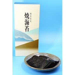 【ご贈答用】特選佐賀産海苔金缶1本入れ 全型35枚分 8つ切れ280枚入れ×1本入れ hamanori