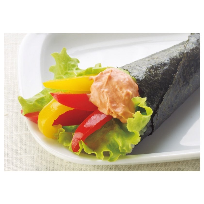 海苔 手巻き寿司 国産 酢付手巻のり 4切20枚(10個セット) hamaotome 10