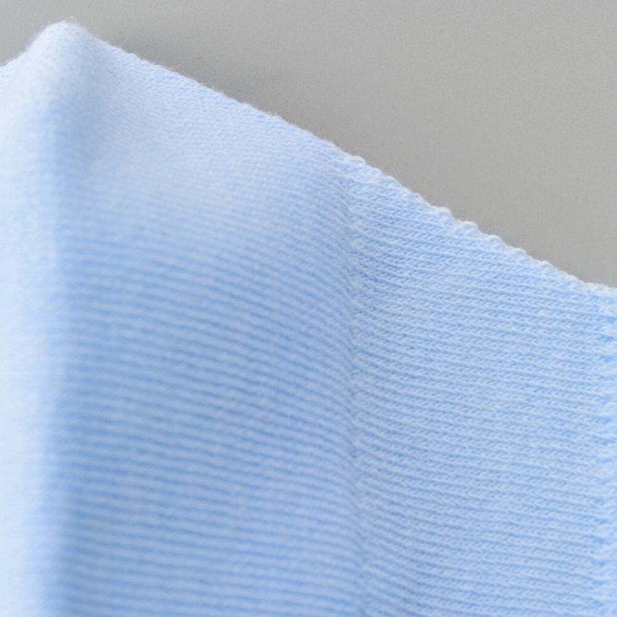 HBV-028 シームレスマスク ペールブルー 日本製 洗える 耳が痛くなりにくい COOLMAX HenlyBegins(ヘンリービギンズ) hamashoparts 04