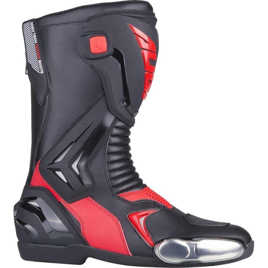 AR3 AUGI(アギ)  レーシングブーツ ブラック/レッド 24.0cm AUGI(アギ)|hamashoparts