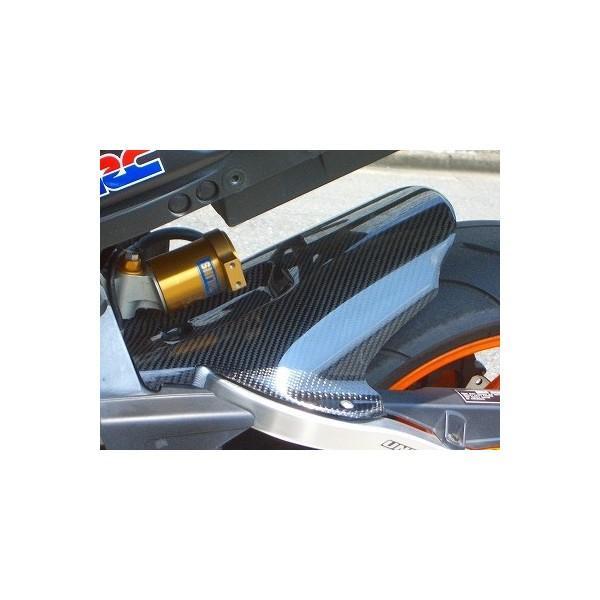 新作商品 CBR1000RR(04〜07年) リアフェンダー カーボン平織 CLEVER WOLF RACING(クレバーウルフレーシング), G&T df14b76a