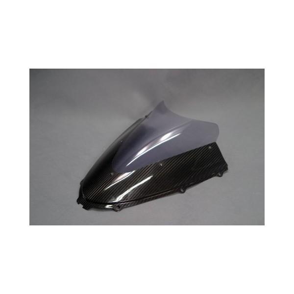 魅力的な価格 ZZR1400(06〜11年) エアロスクリーン スモーク ドライカーボン(D/C)ツヤ有 クリア塗装済 A-TECH(エーテック), ワールドインポート 7febf268