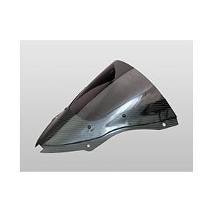 輝く高品質な カーボントリムスクリーン 平織りカーボン製 クリア MAGICAL RACING(マジカルレーシング) ZX-10R(16年〜), ST-SERVICE 56aff53e