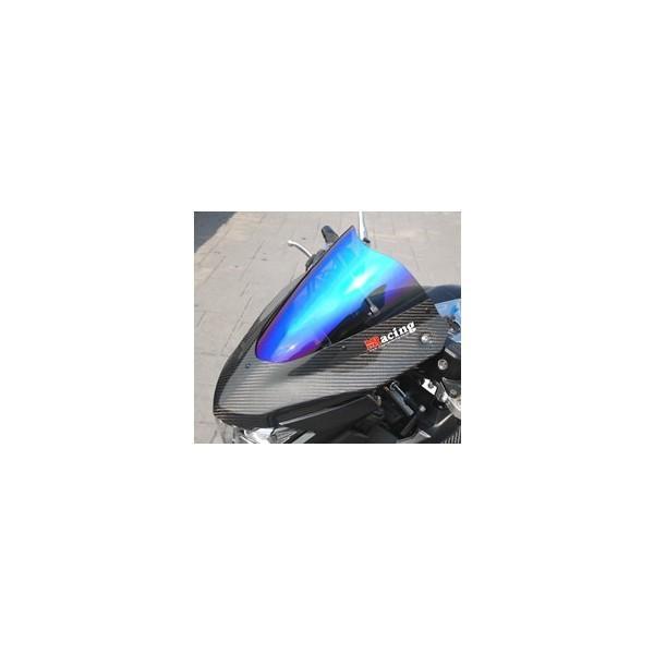 全商品オープニング価格! B-KING(07年) バイザースクリーン 平織りカーボン製・クリア MAGICAL RACING(マジカルレーシング), 激安ショップ カードローナ 0916068f