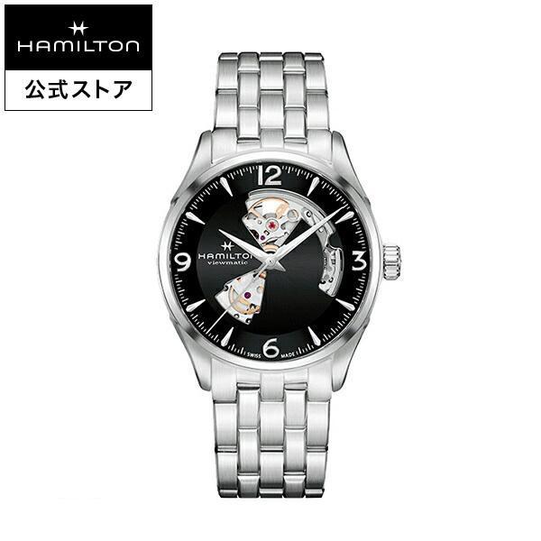 a490ac10ee Hamilton ハミルトン 公式 腕時計 Jazzmaster Open Heart ジャズマスター オープンハート メンズ メタル|hamilton|  ...