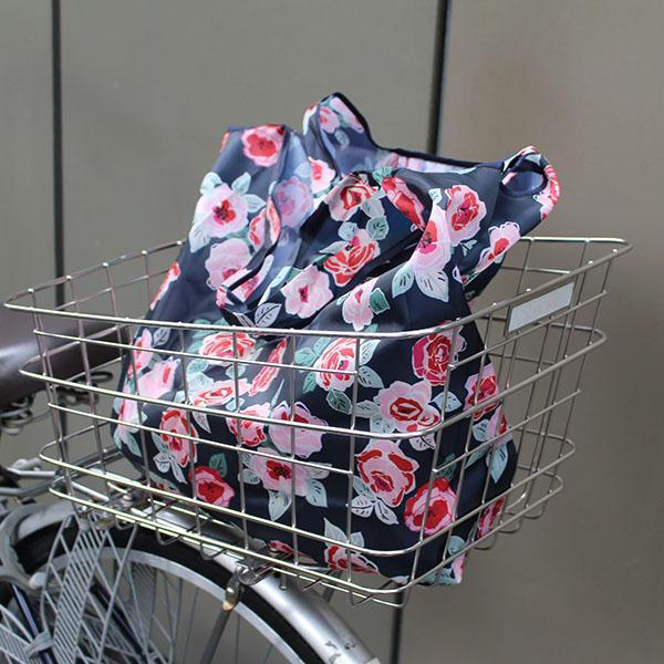 エコバッグ 10柄 ペットボトル6本 トイレットペーパー12ロール  買い物袋 バッグ レジかご  ショッピング A4 ギフト ショッピングバッグ 折りたたみ 送料無料 hana-ichirin 10