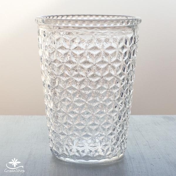 フラワーベース 花瓶 ポットグラスベース|hana-kazaru