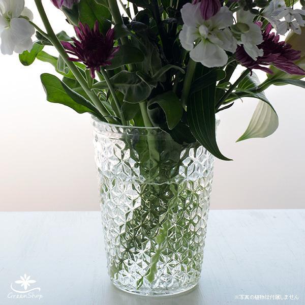 フラワーベース 花瓶 ポットグラスベース|hana-kazaru|02