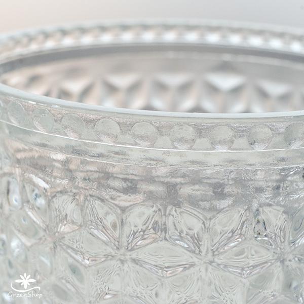 フラワーベース 花瓶 ポットグラスベース|hana-kazaru|03