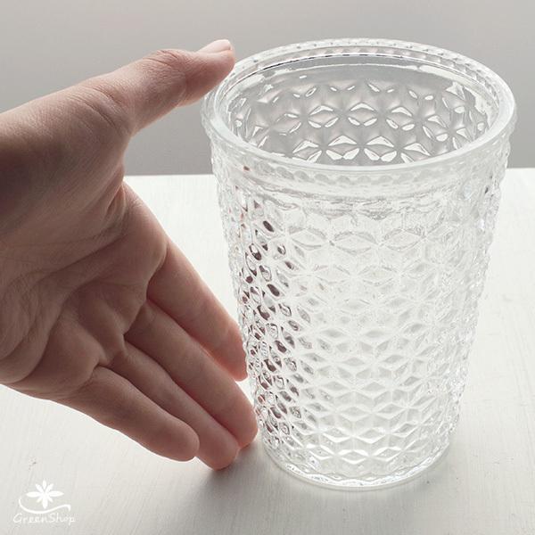 フラワーベース 花瓶 ポットグラスベース|hana-kazaru|08