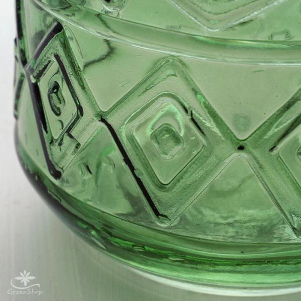 フラワーベース 花瓶 ガラス エメル・ボトルベース|hana-kazaru|05