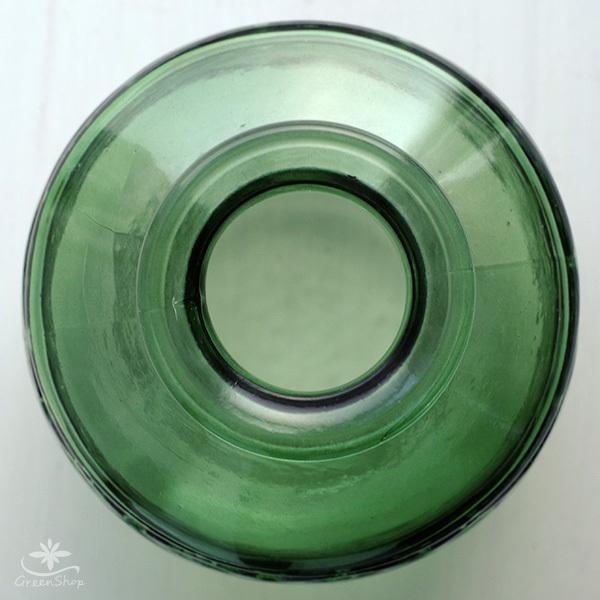 フラワーベース 花瓶 ガラス エメル・ボトルベース|hana-kazaru|06