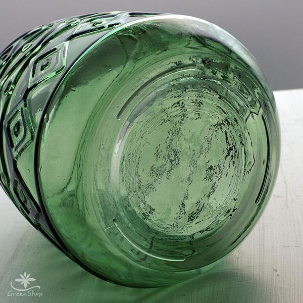 フラワーベース 花瓶 ガラス エメル・ボトルベース|hana-kazaru|07