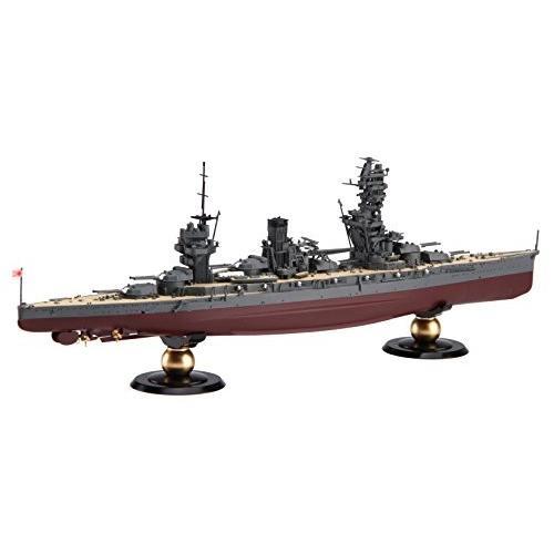 フジミ模型 1/700 帝国海軍シリーズ No.31 日本海軍戦艦 扶桑 フルハルモデル