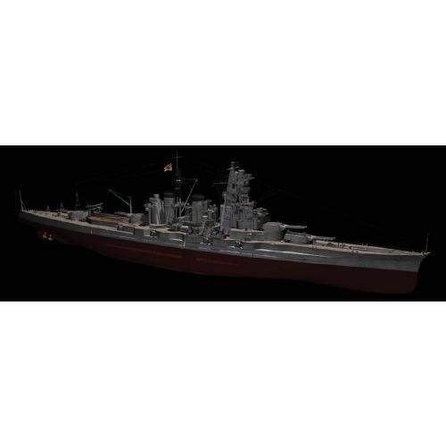 フジミ模型 1/700 高速戦艦 金剛 FH-6