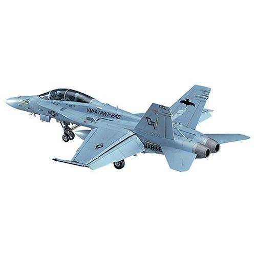 ハセガワ 1/48 F-18D ナイトホーネット #PT3