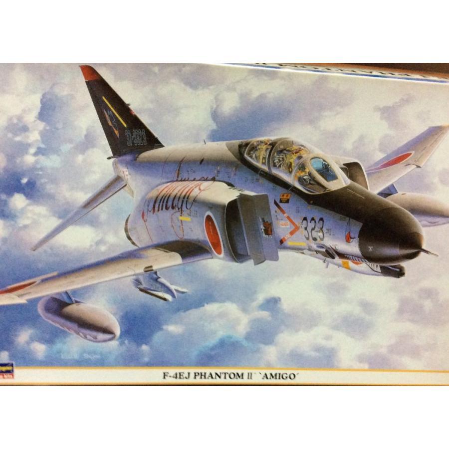 ハセガワ 1/48 F4EJ ファントム II アミーゴ