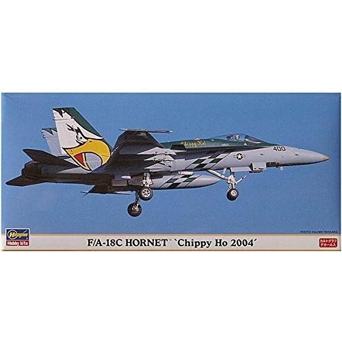 """ハセガワ00768 1/72 F/A-18C ホーネット """"チッピーホー 2004""""(カルトグラフ)"""