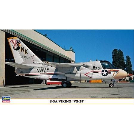 ハセガワ 1/72 S-3Aバイキング VS-29
