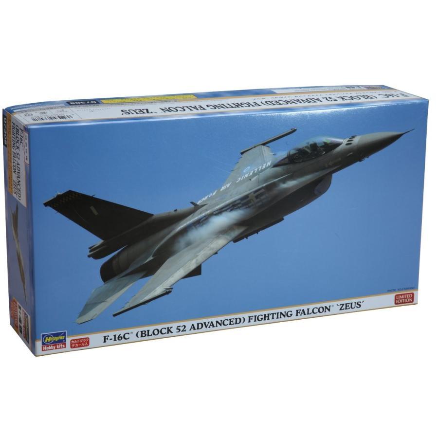 ハセガワ 1/48 F-16C ブロック52 アドバンスドF.F.