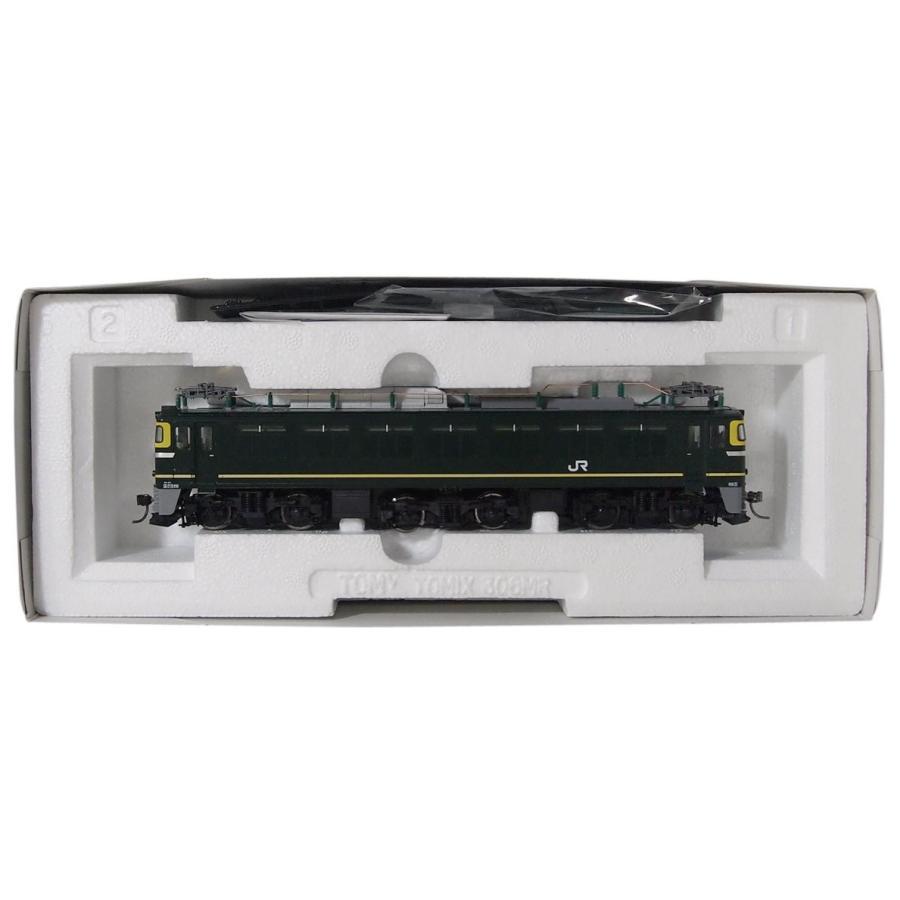 TOMIX HOゲージ EF81 トワイライト色 HO-150 鉄道模型 電気機関車