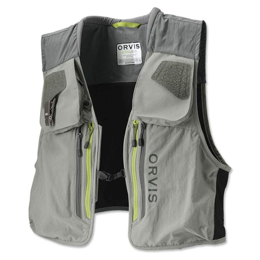 オービスUltralight Vest グレイ