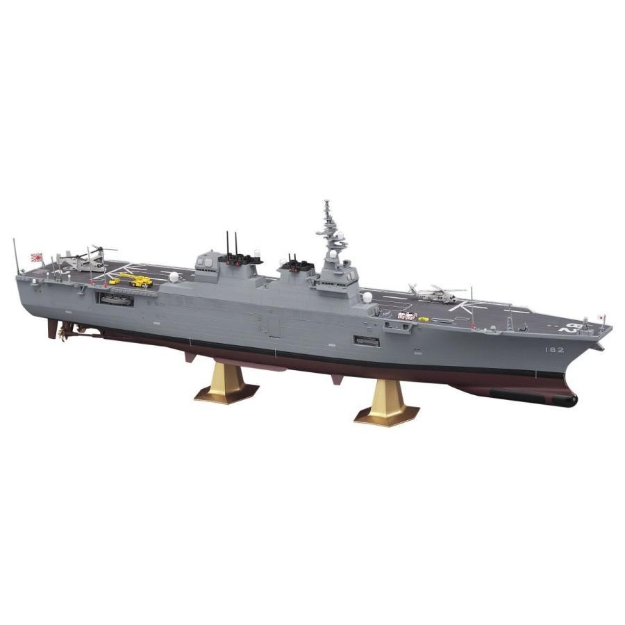 ハセガワ 1/450 海上自衛隊 ヘリコプター搭載護衛艦 いせ プラモデル 40099