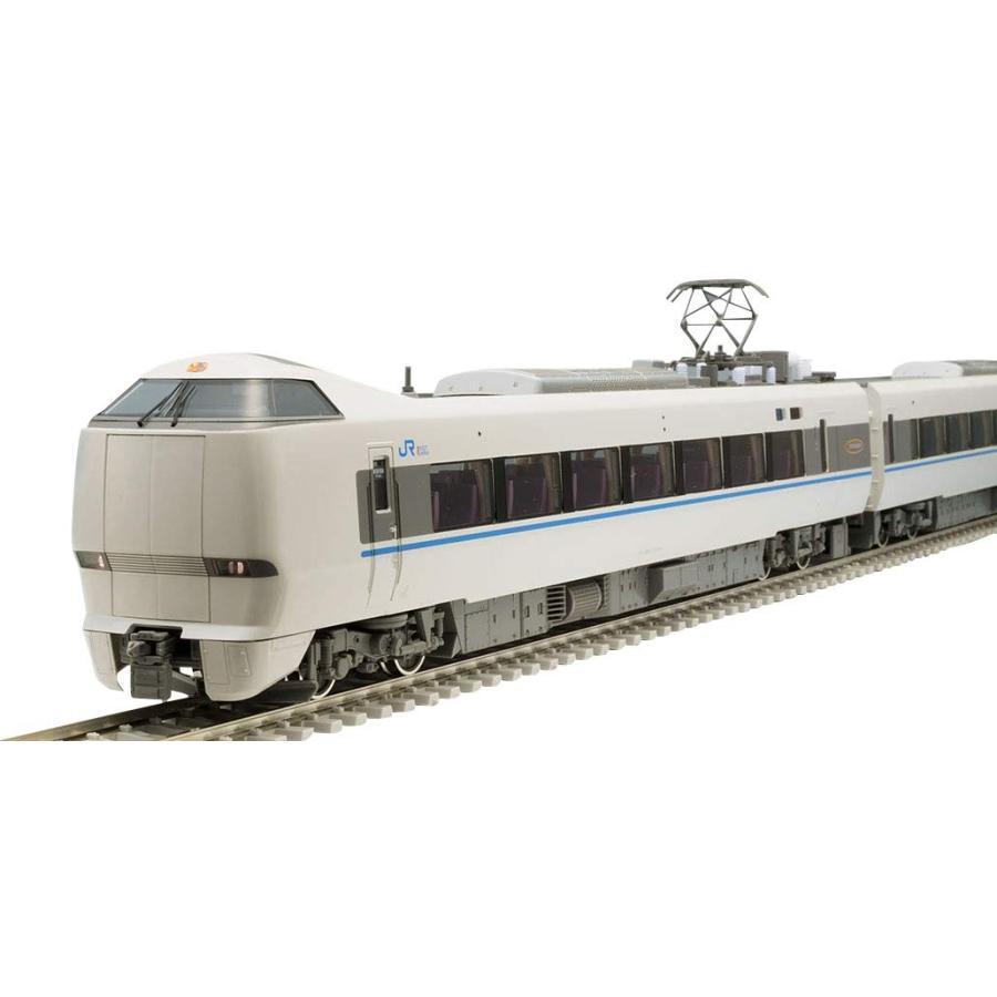 TOMIX HOゲージ JR 6830系特急電車 サンダーバード 3両 セットB HO-9037 鉄道模型 電車