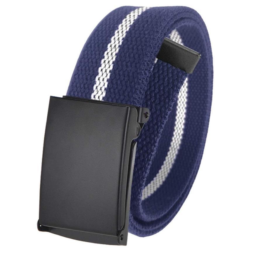 Build A Belt ACCESSORY メンズ US サイズ: Large (38-40) カラー: ブルー