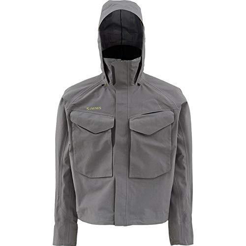 SIMMS シムス Guide GORETEX Jacket ガイド ジャケット M Iron (M) [並行輸入品]