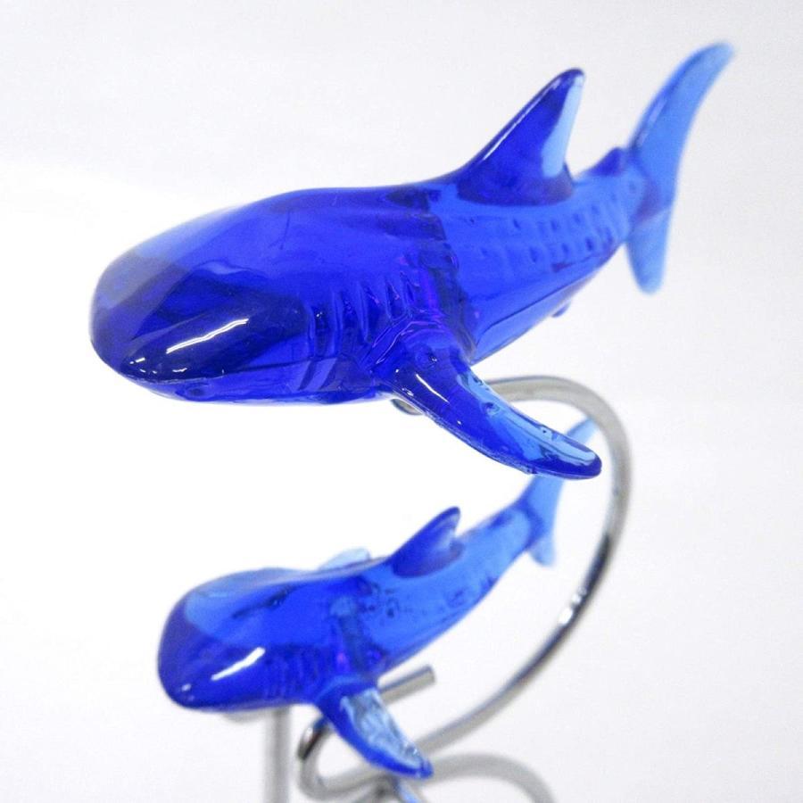インテリア 癒しのバランスアート(M)ジンベイサメ 208-139|hanamaru-store|02