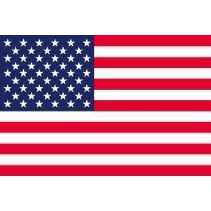 アメリカ 国旗 ミニフラッグ ポール 吸盤付き 高級テトロン製|hanamaru-store