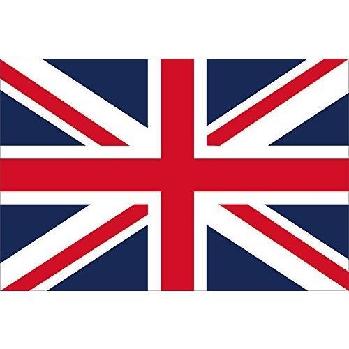 イギリス 国旗 ミニフラッグ ポール 吸盤付き 高級テトロン製|hanamaru-store