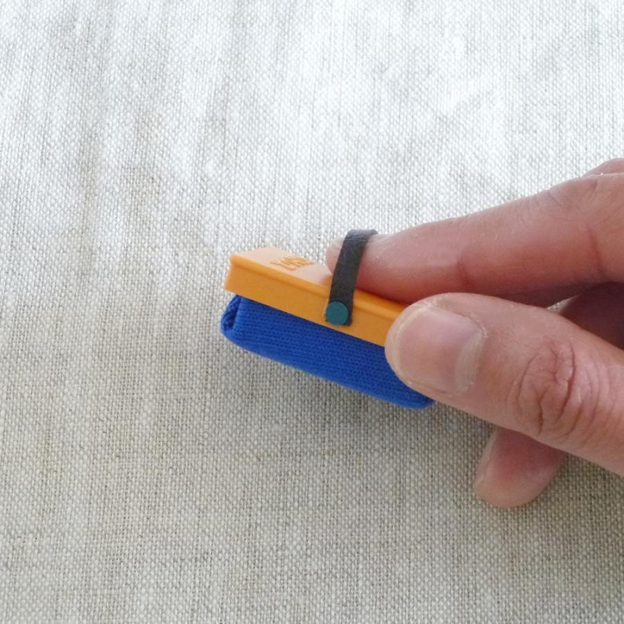 日本理化学工業 スクールシリーズ 黒板ふき 携帯クリーナーストラップ SSTP-RG|hanamomimo-zakkaten|05